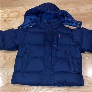 Polo coat 24 months